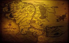 wallpaper lord of the rings sf wallpaper