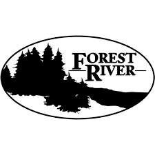 Forest River Logo Decal Sticker Forest River Logo Decal