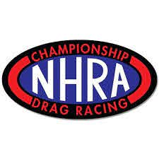 Amazon Com Nhra National Drag Racing Vynil Car Sticker Decal Select Size Arts Crafts Sewing