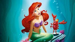 hd wallpaper the little mermaid