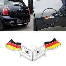Buy Car Body Sticker Oil Fuel Tank Cap Cover Decal Germany Flag For Bmw Mini Cooper S Countryman In Cheap Price On Alibaba Com