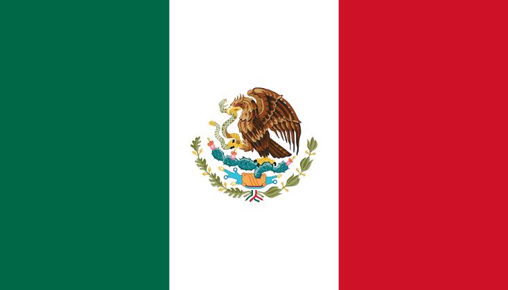 """Resultado de imagem para bandeira México"""""""