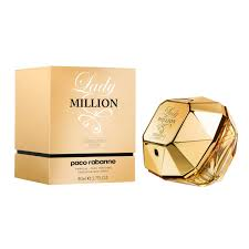 lady million paco rabanne manche