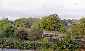 Ashley Hill railway station - Wikipedia
