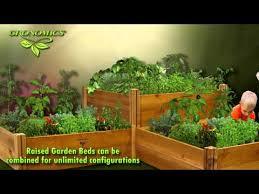 gronomics modular raised garden beds