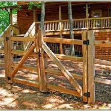 Posts Related To Split Rail Fence Gate Ideas Front Yard Fence Building A Fence Fence
