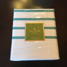 kate spade shower curtain harbour