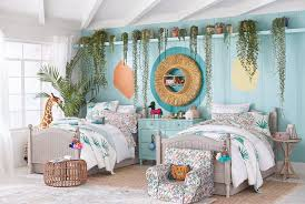 Best Pottery Barn Jungalow Bohemian Kids Room Decor Bohemian Kids Room Beachy Room Surf Room