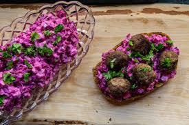 swedish beetroot salad perfect for