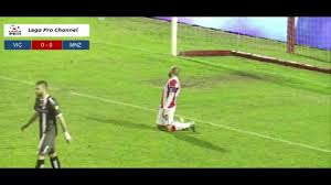 Coppa Italia Serie C Quarti di finale video: Vicenza Virtus - Monza 0-1