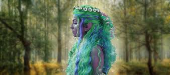 fairy makeup transformation a mythical