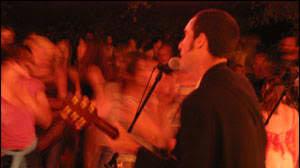The Adam Burns Band: Tour History