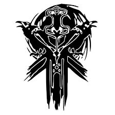 Excited To Share The Latest Addition To My Etsy Shop For Honor Emblem Vikings Faction Vinyl Decal For Car Or Laptop Or Wa Vinyl Decals Cool Artwork Emblems