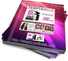 temptu airbrush makeup system ebook by