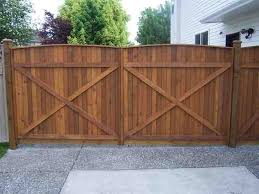Wood Fencing In Chilliwack Langley And Abbotsford A G Fencing Wood Fence Cedar Gate Backyard Fences