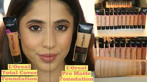 new l total cover foundation 309