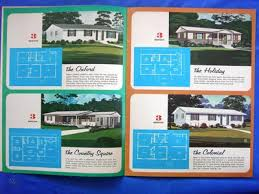 vtg jim walter homes model catalog home