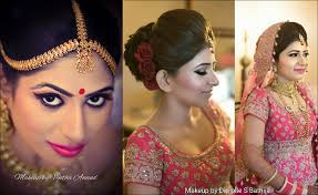 pros give you tips on bridal makeup
