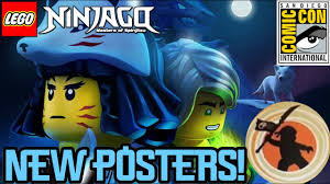 Ninjago Season 11: New Posters Revealed! (SDCC) - YouTube