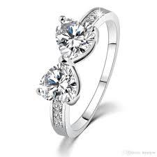 wedding rings whole korean fashion