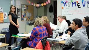 Sheri Smith at Peak to Peak Charter School – BizWest