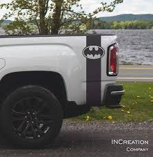 Amazon Com Any Truck Batman Racing Stripes Vinyl Decals Vinyl Stickers Rear Bed Graphics Handmade