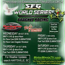 world series of bracket racing