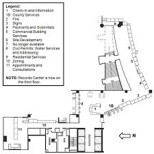planning and development floor plan