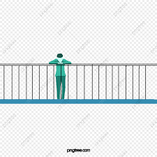 Green Male Character Safety Fence Green Male Character Png Transparent Clipart Image And Psd File For Free Download