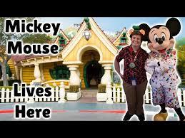 "Animatics For ""Meet Mickey"" Attraction Disneyland Toontown - YouTube"