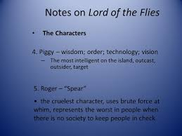 on writing lord of the flies ppt video online