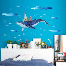 Intoxicated In Blue Sea Wall Decal Sticker Home Decor Diy Removable Art Vinyl Mural For Kids Room Sofa Cabinet Qtm315 Vinyl Wall Decal Vinyl Wall Decals From Kepi4 24 48 Dhgate Com