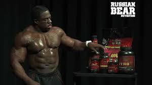 kali muscle russian bear nutrition