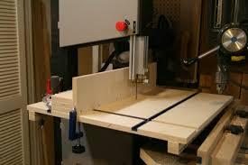 Diy Bandsaw Fence Plans Diy Free Download Corner Patio Bench Woodwork Safety