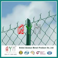 China Galvanized Pvc Coated Chain Link Fence Electro Galvanized Iron Fence China Chain Link Fence Basketbal Fence