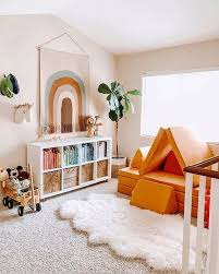 The Nugget Peachtree A Warm Upbeat Peach Baby Playroom Kid Room Decor Toddler Playroom