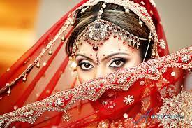 beautiful bride indian wedding makeup