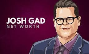 Josh Gad's Net Worth in 2020 | Wealthy Gorilla