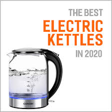 the best electric kettles of 2020