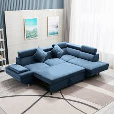 sofa bed sectional with chaise home