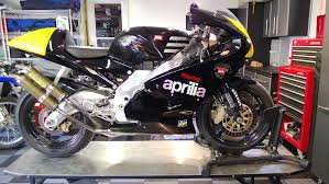 2000 aprilia rs250 cup bike