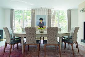 highland park modern home interior
