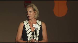Women's Hall of Honor: Andrea Hayes - Women's Swimming [1986-1990] - YouTube
