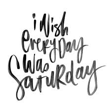 best saturday quotes ever we need fun