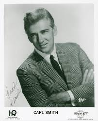 Carl Smith - Autographed Signed Photograph | HistoryForSale Item 280087