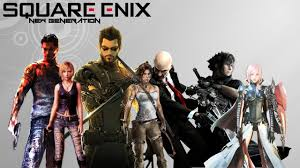 Square Enix Games For iOS/Android ...