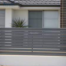 Metal House Fencing Screens Panels Aluminum Louver Fence China Aluminium Fence House Fencing Made In China Com
