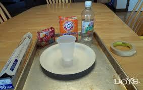 simple science easy baking soda