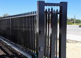 Garrison Security Fencing Steel Picket Fence For Sale 65mm X 65mm X 3000mm Post For Sale Hercules Fencing Manufacturer From China 105939859