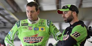 Opinion: Joe Gibbs Racing's Furniture Row discipline should have included Adam  Stevens